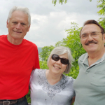 Bill, Andy and Lois